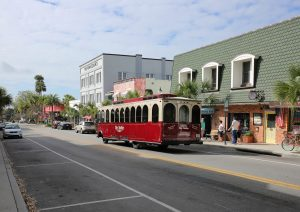 Historic Town of Mount Dora FL