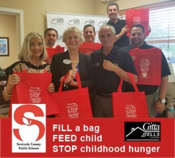 The Red Bag Program was created by our own Dede Schaffner