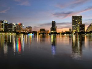 downtown-orlando-at-dusk