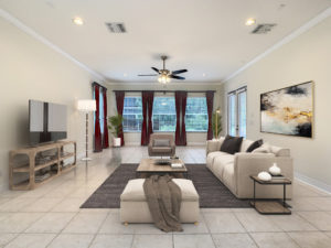 Gitta Sells staging your home